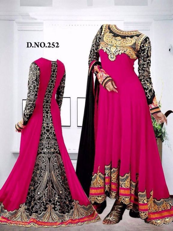 Orangesell women #dresses, Top, Gaaun, Anarkali Dress online at ...