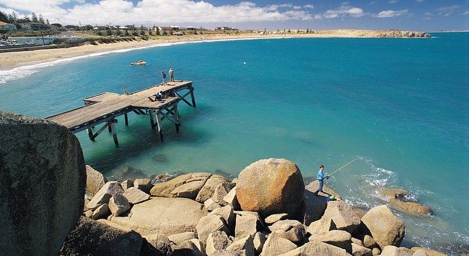 Port Elliot/Horseshoe Bay Information - Maps, photos and things to ...