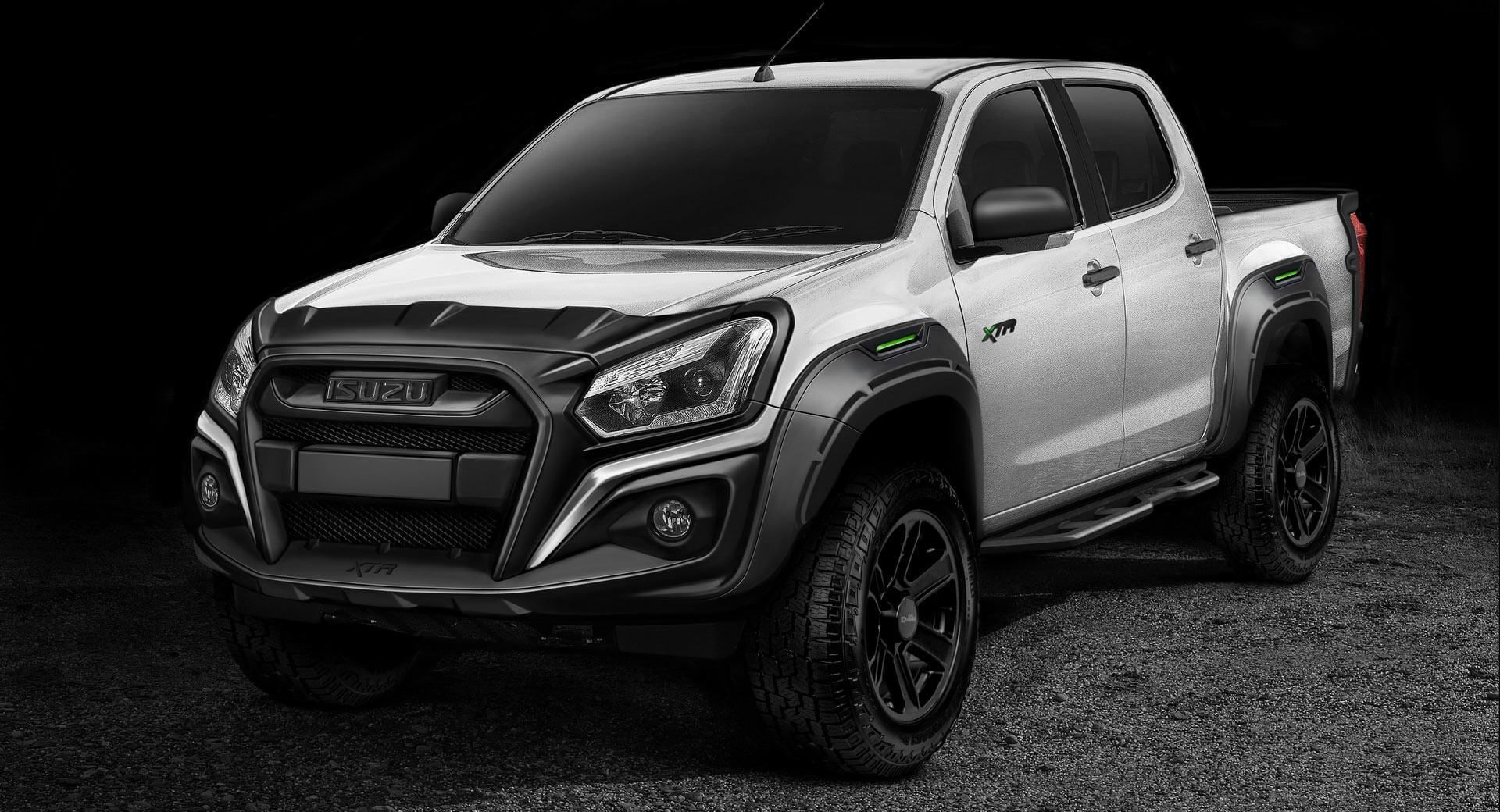 AllNew 2020 Isuzu DMax XTR From £33,999 In The UK