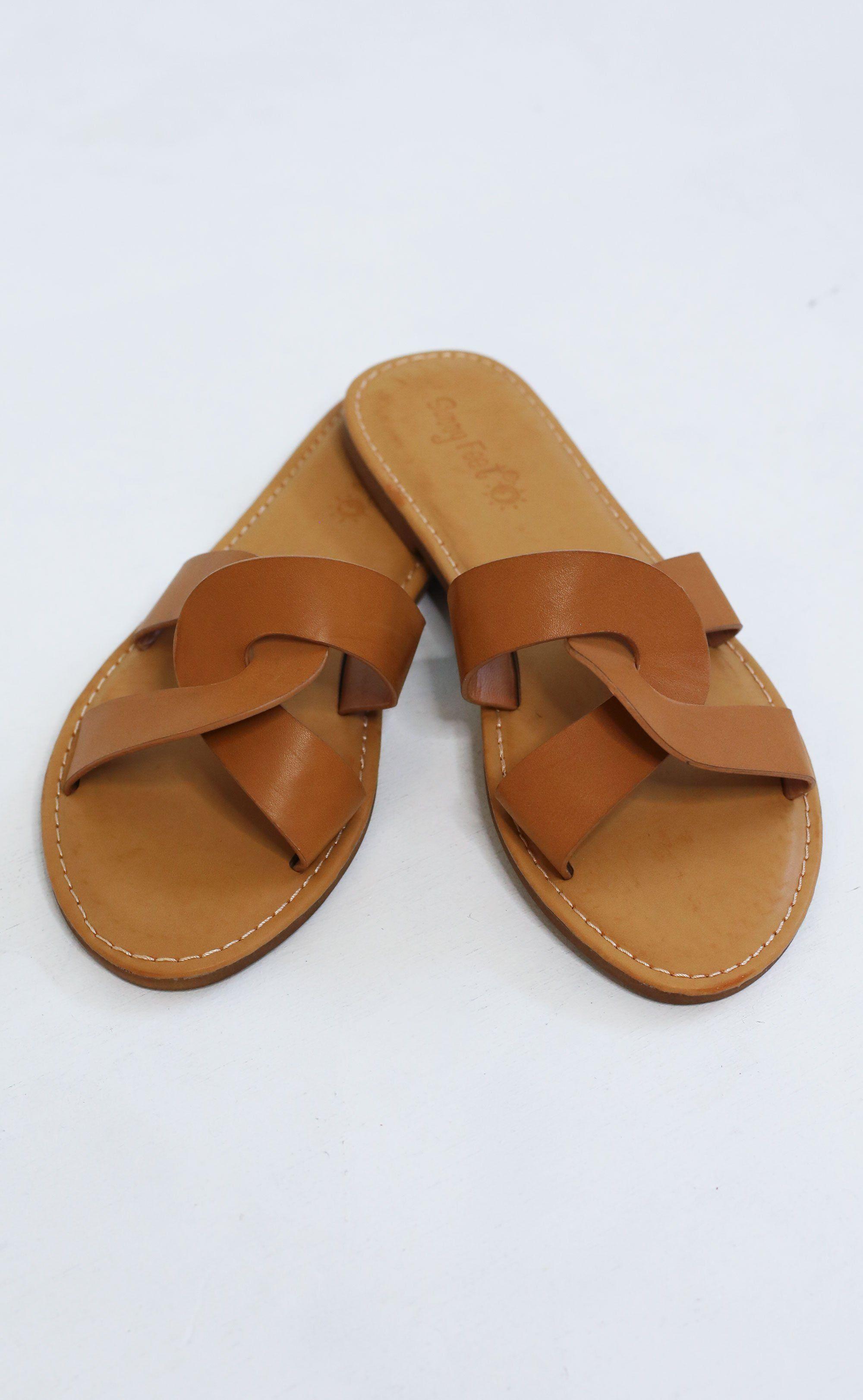 sandal   Slip on sandal, Sandals, Slip