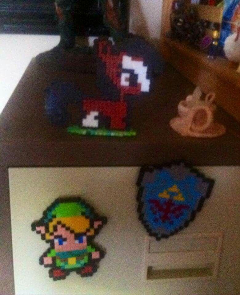 Zelda goodies
