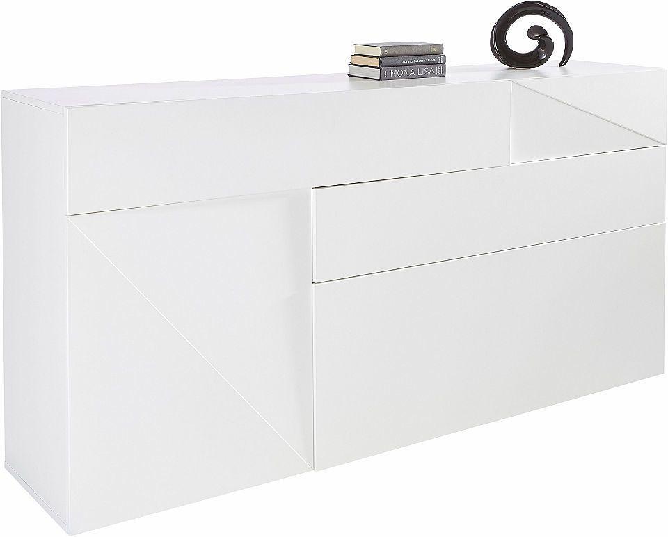 INOSIGN Sideboard, Breite 180 cm »Expo« in weiß oder schwarz Jetzt