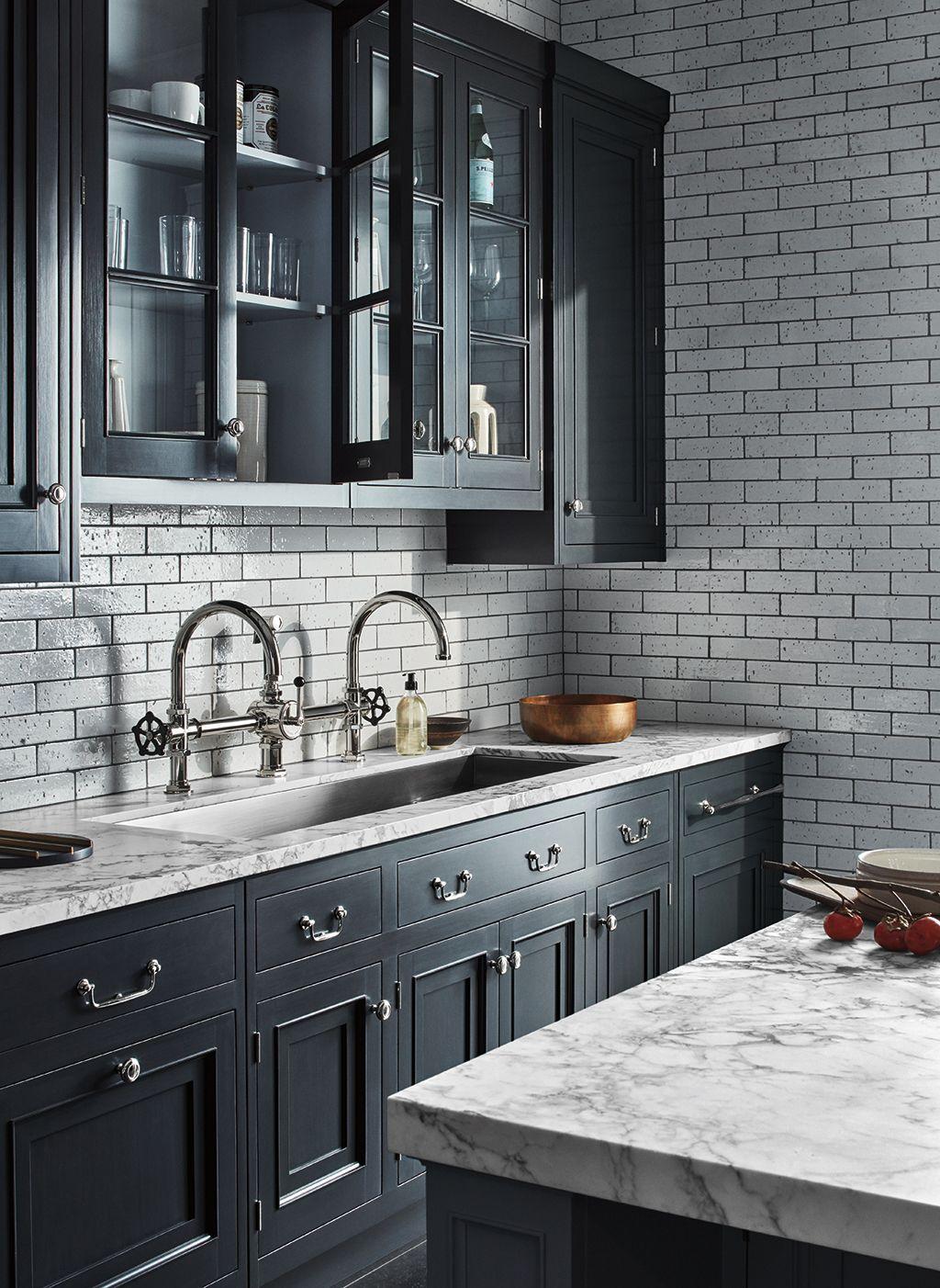 Cabinetry Collections Waterworks Waterworks Kitchen Inspiration Design Kitchen Interior Home Kitchens