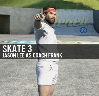Skate 3 Jason Lee As Coach Frank Jason Lee Skate 3 Coach
