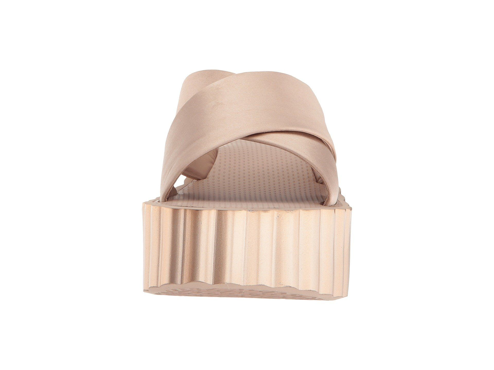 6152a8bc00 Tory Burch Scallop Wedge Platform Slide Sandals Bellini Blush 10 * You can  find more details by visiting the image link. (This is an affiliate link) #  ...