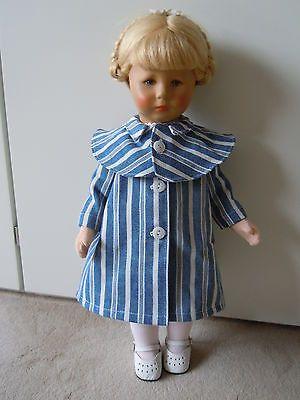puppenkleidung Puppe gr Babypuppen & Zubehör 24 cm Mantel