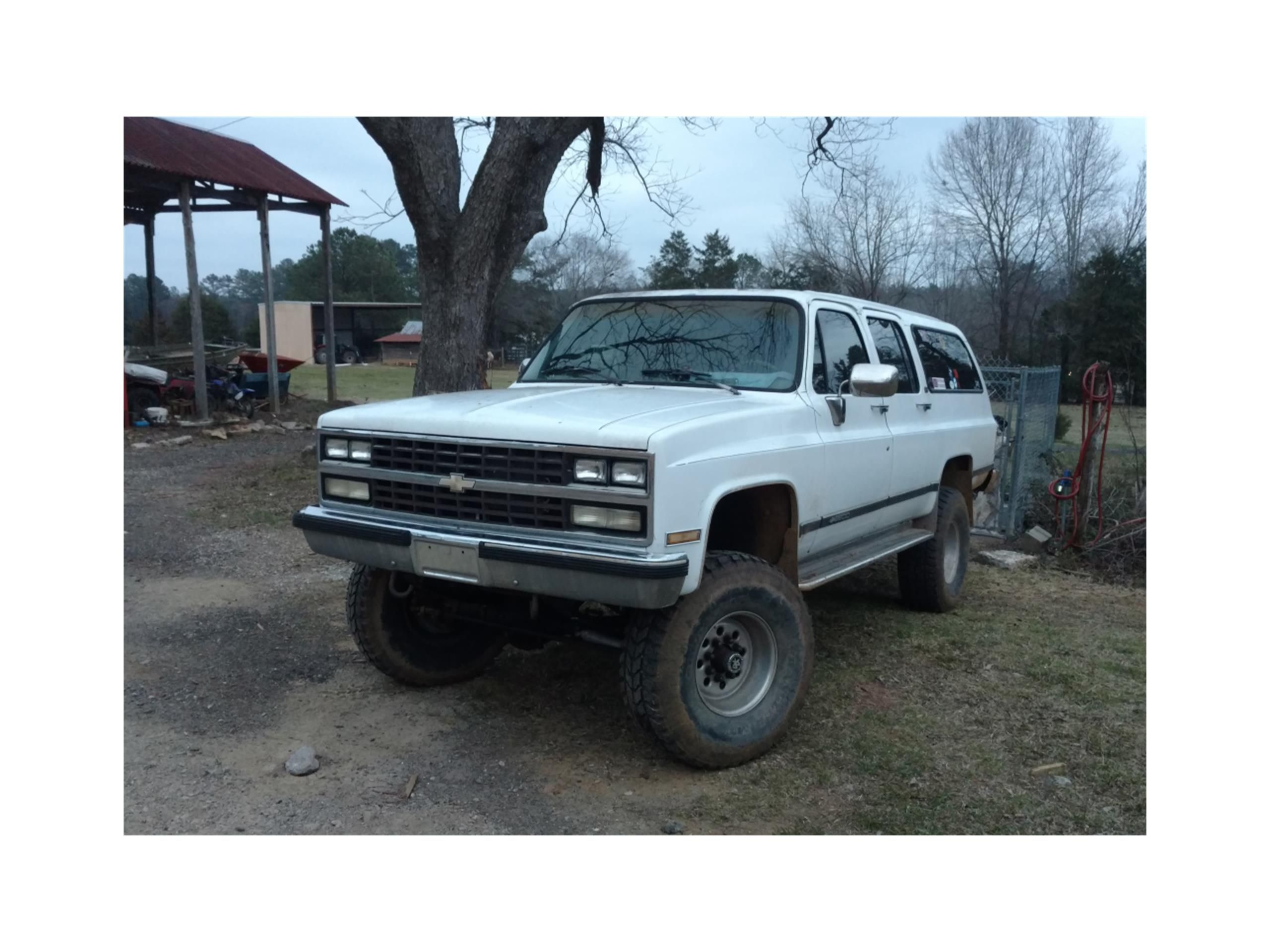 1990 Chevrolet Suburban With Images Chevrolet Suburban