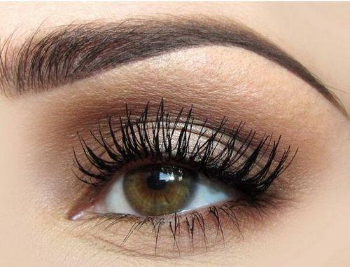 Everyday Eye Makeup For Brown Eyes   Brown Eyes Makeup   Pinterest ...