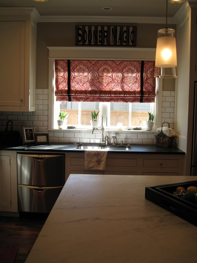 Over the sink kitchen window treatments  whatus over your kitchen sink  home decorating u design forum