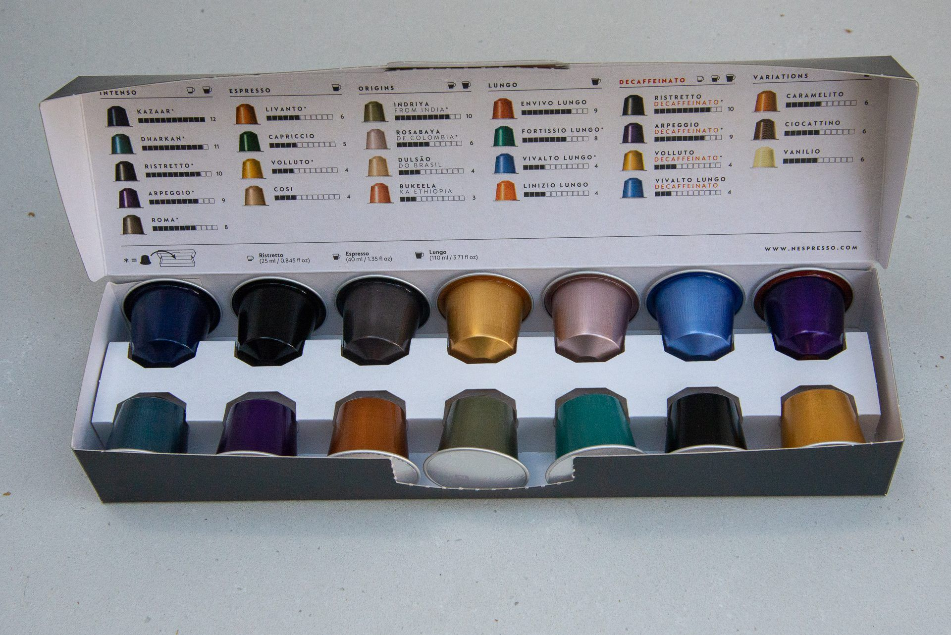 Best Nespresso Capsules Pods Rated And Reviewed Best Nespresso