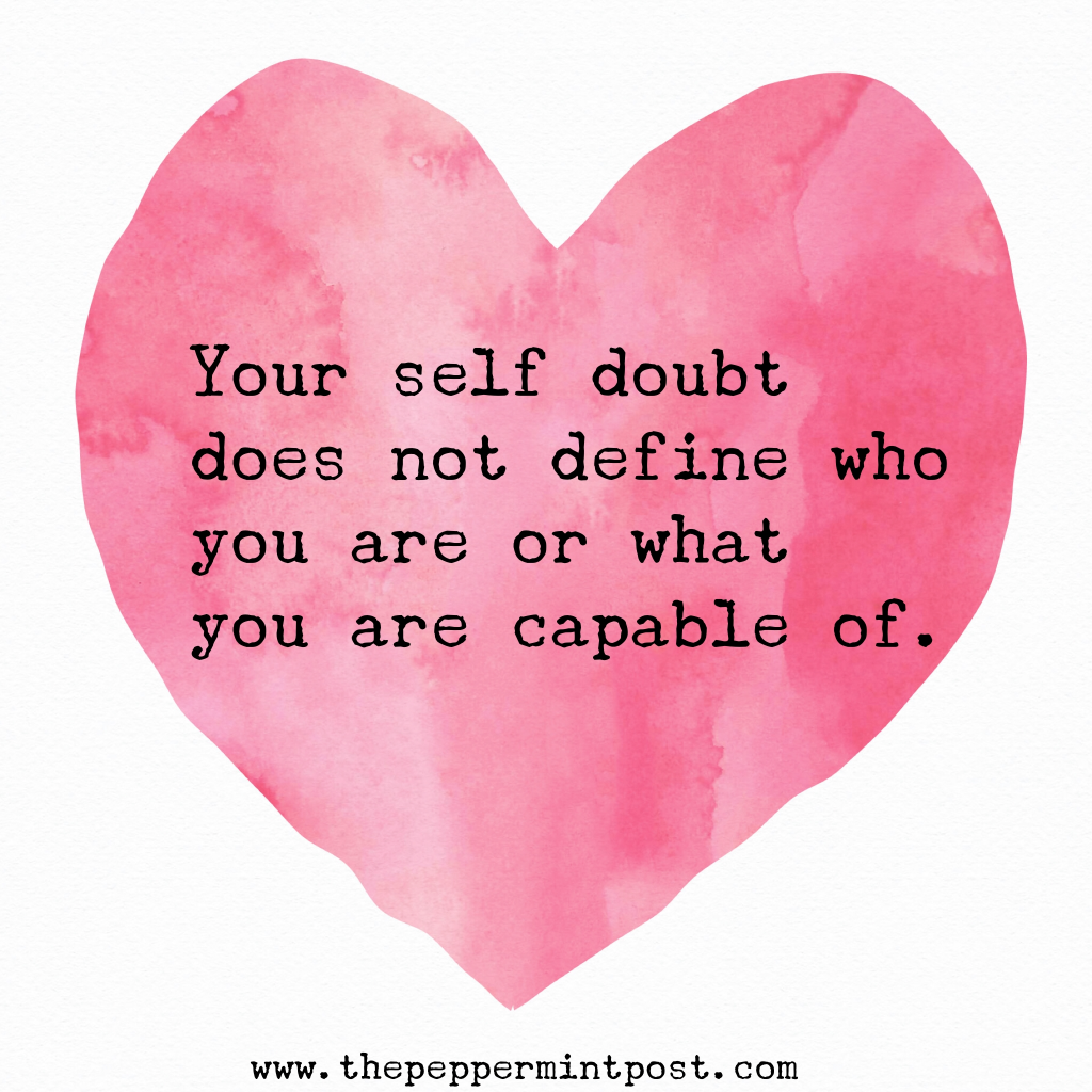 Self Doubt Quotes Overcoming Self Doubt
