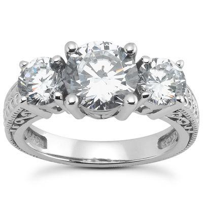 NEW DIAMOND ENGAGEMENT RING