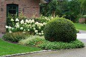 Photo of Gartenhecke # Garten # Garten Garten Hecke # Garten # Garten Der # Seiteneingang
