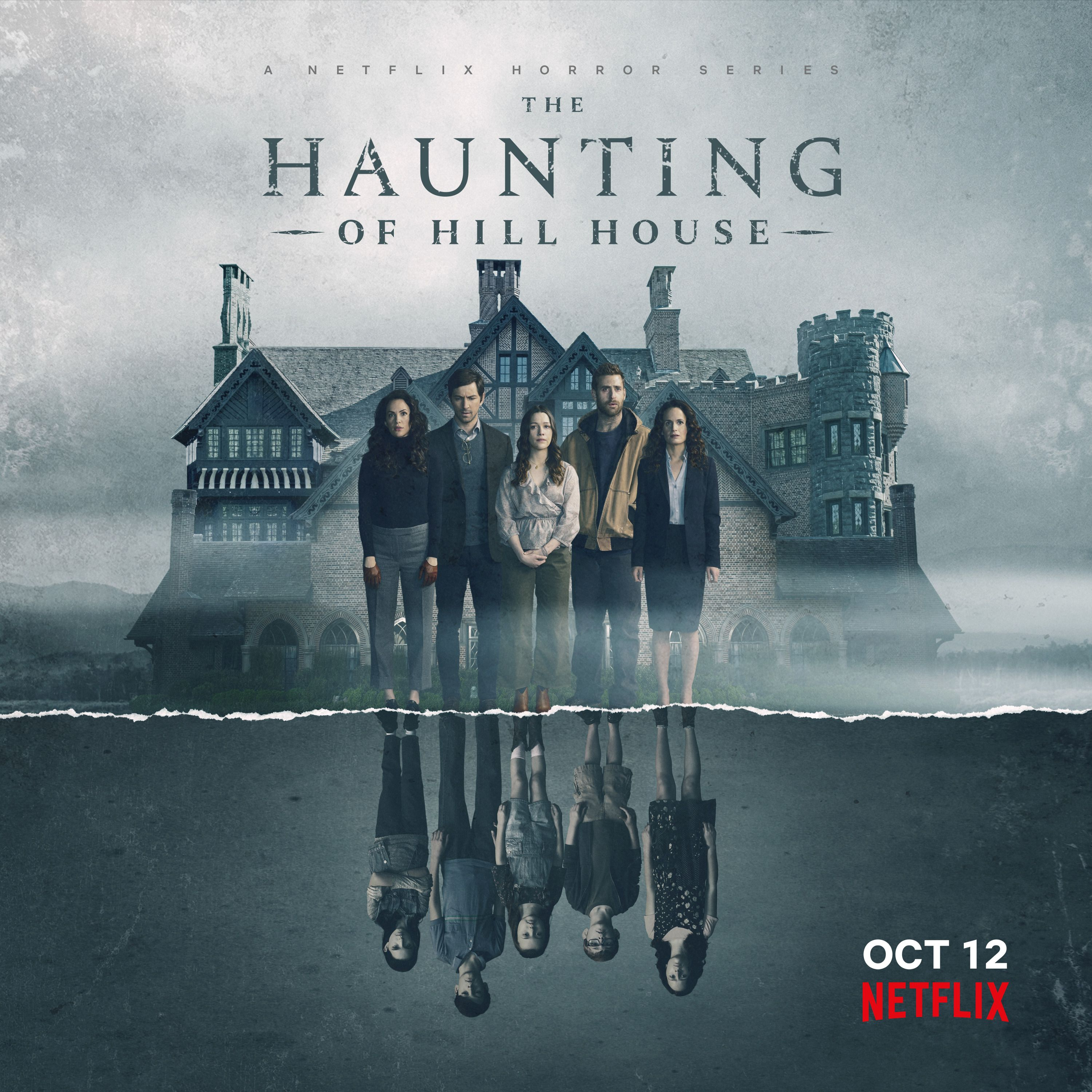 The Haunting Of Hill House House On A Hill House On Haunted Hill Haunting