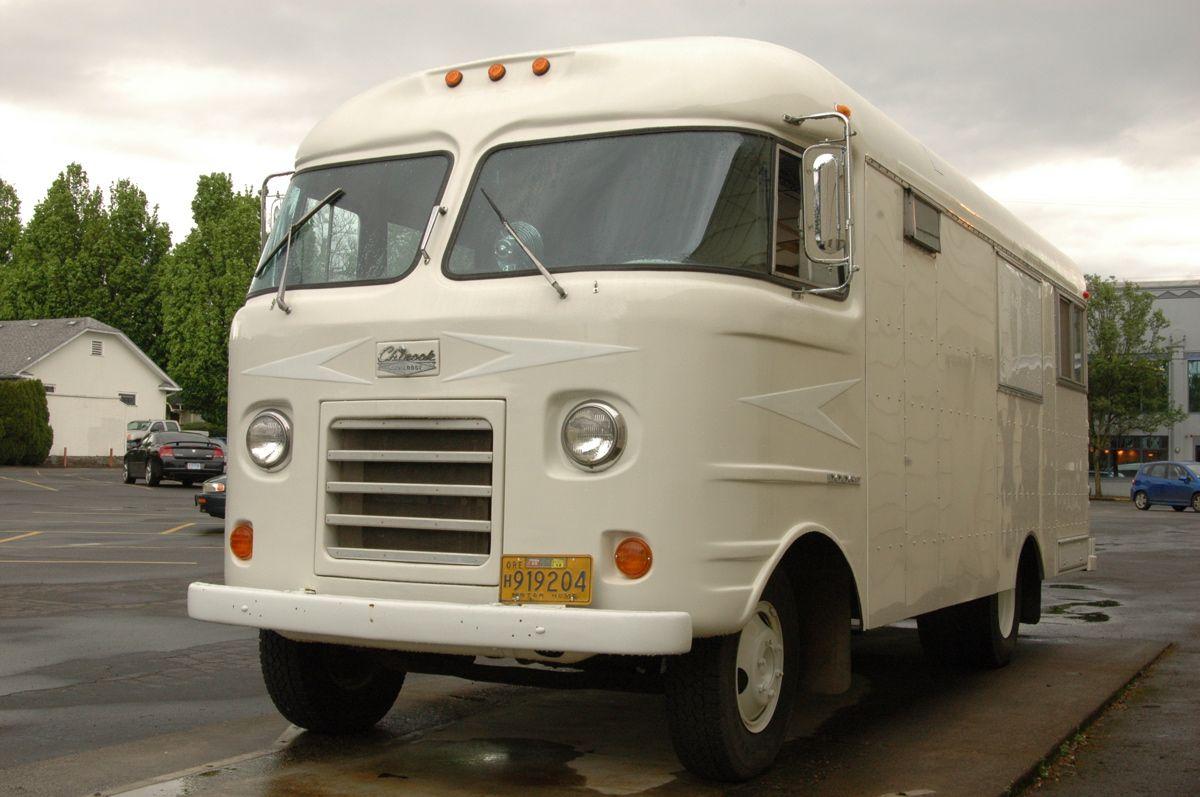 1960 Dodge Chinook Mobilodge Chinook Camper Vintage Rv Chinook