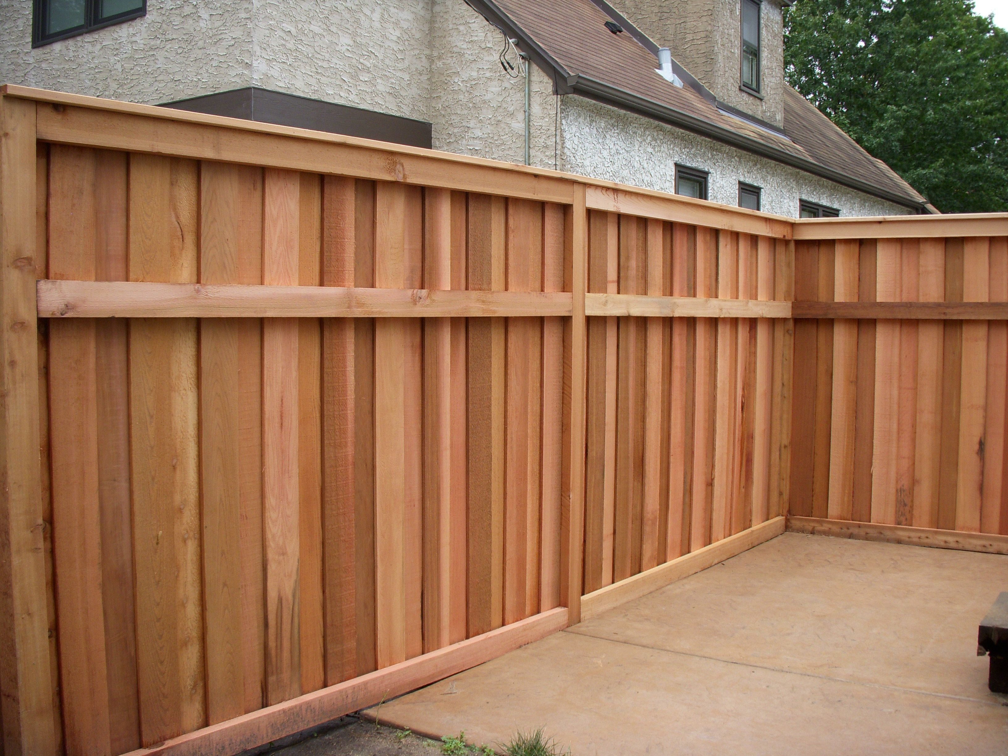 Tight Board Privacy Fence Google Search Picket Fence Panels Wood Fence Railing Design