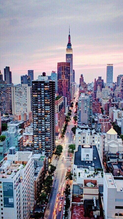 Imagem De City Wallpaper And Background New York City York