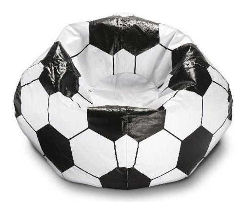 Astonishing 096 Soccer Ball Round Small Bean Bag Beanbag Soccer Room Pdpeps Interior Chair Design Pdpepsorg