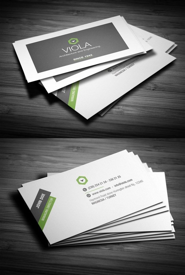Creative Business Card Design Inspiration | Graphic Design ...