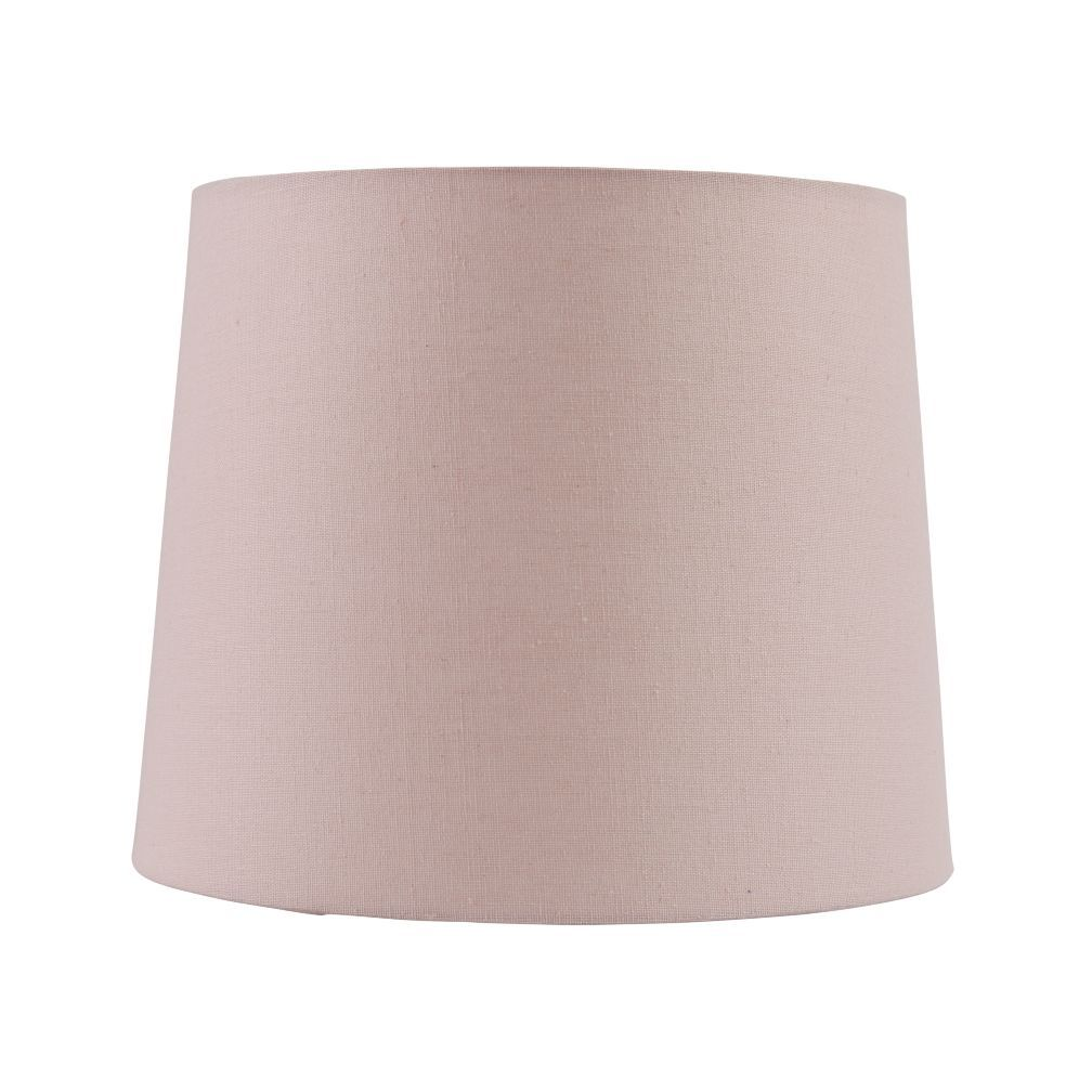 Mix and match light pink table lamp shade ceiling lamps floor the unassuming style of this accent lamp shade helps ensure it will be around the house for many years to come easily coordinates with different dcors geotapseo Image collections