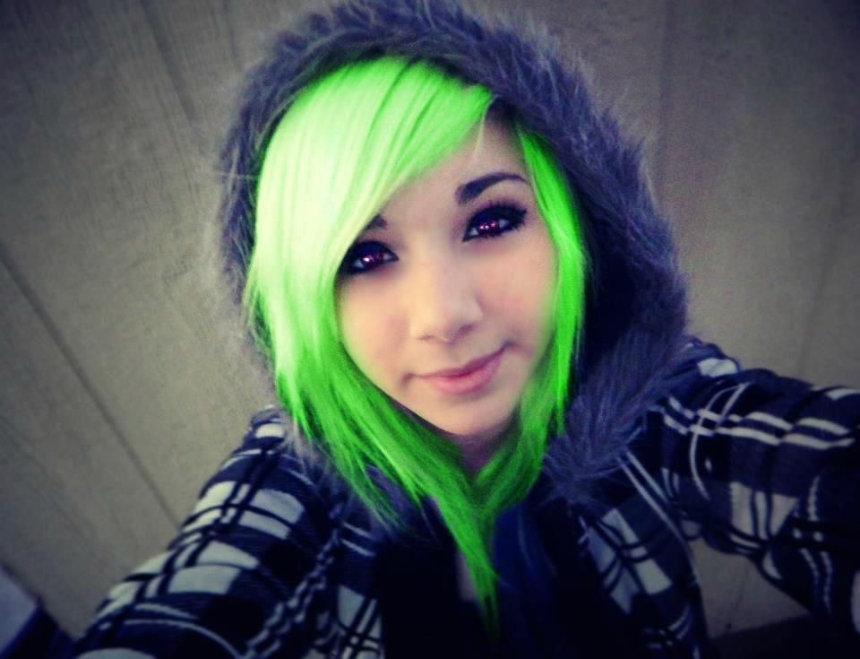 Unnatural Hair Color 76020 Bitplanet