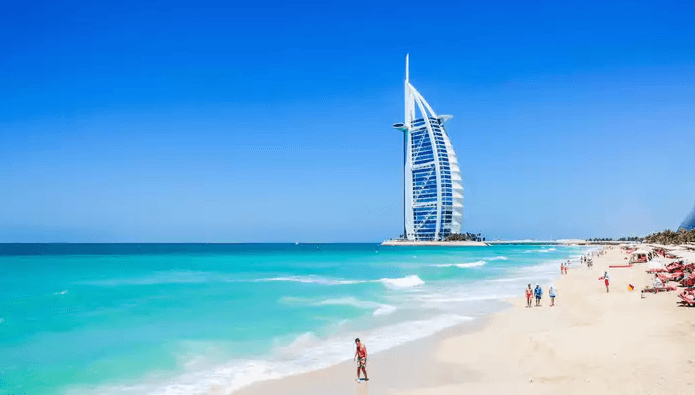 Best Beaches In Dubai With Images