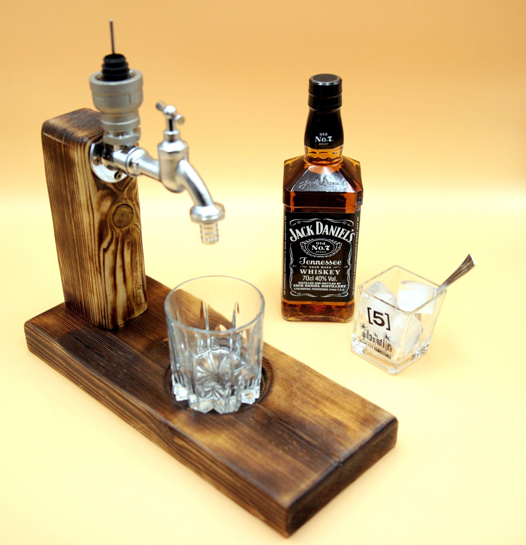 Idée Cadeau Whisky Distributeur de boisson alcool whisky idée cadeau homme. | Etsy