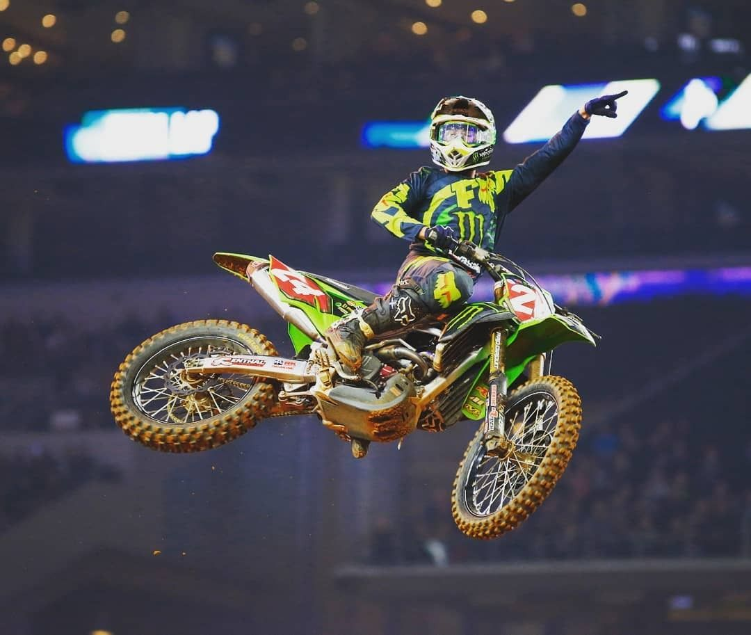 Hey There @austinforkner! Another Win Looks Good On You