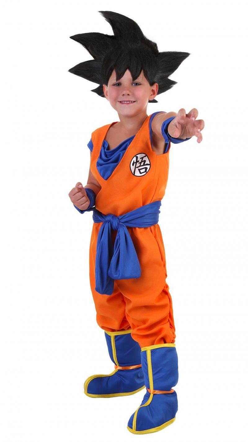 Fantasia Infantil Goku Dragon Ball Z Festa Halloween Fantasias Infantis Fantasias Fantasias Infantil Menino
