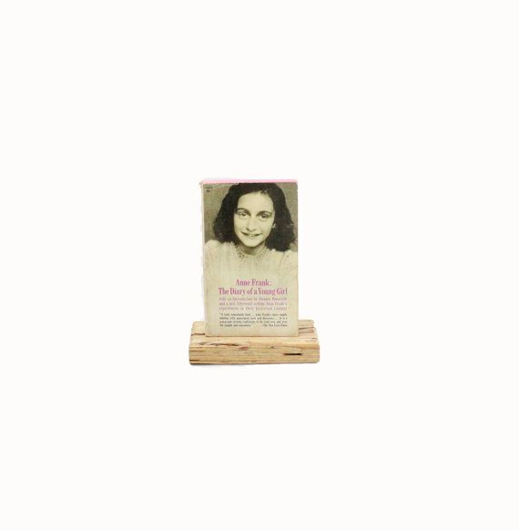 Anne Frank The Diary of a Young Girl by ocbookshoppe on Etsy