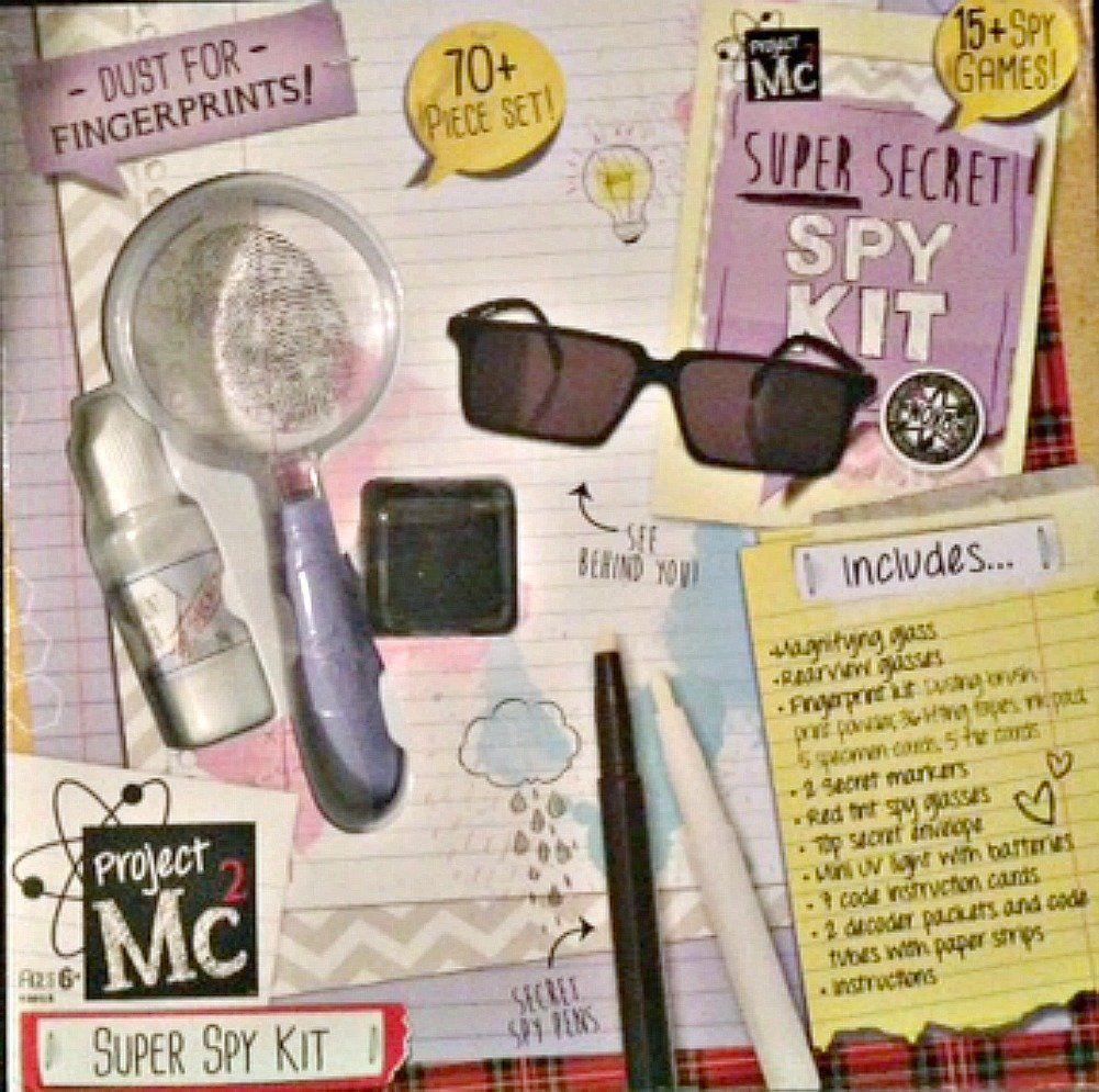 Project Mc2 Super Spy Kit | Wanting | Pinterest