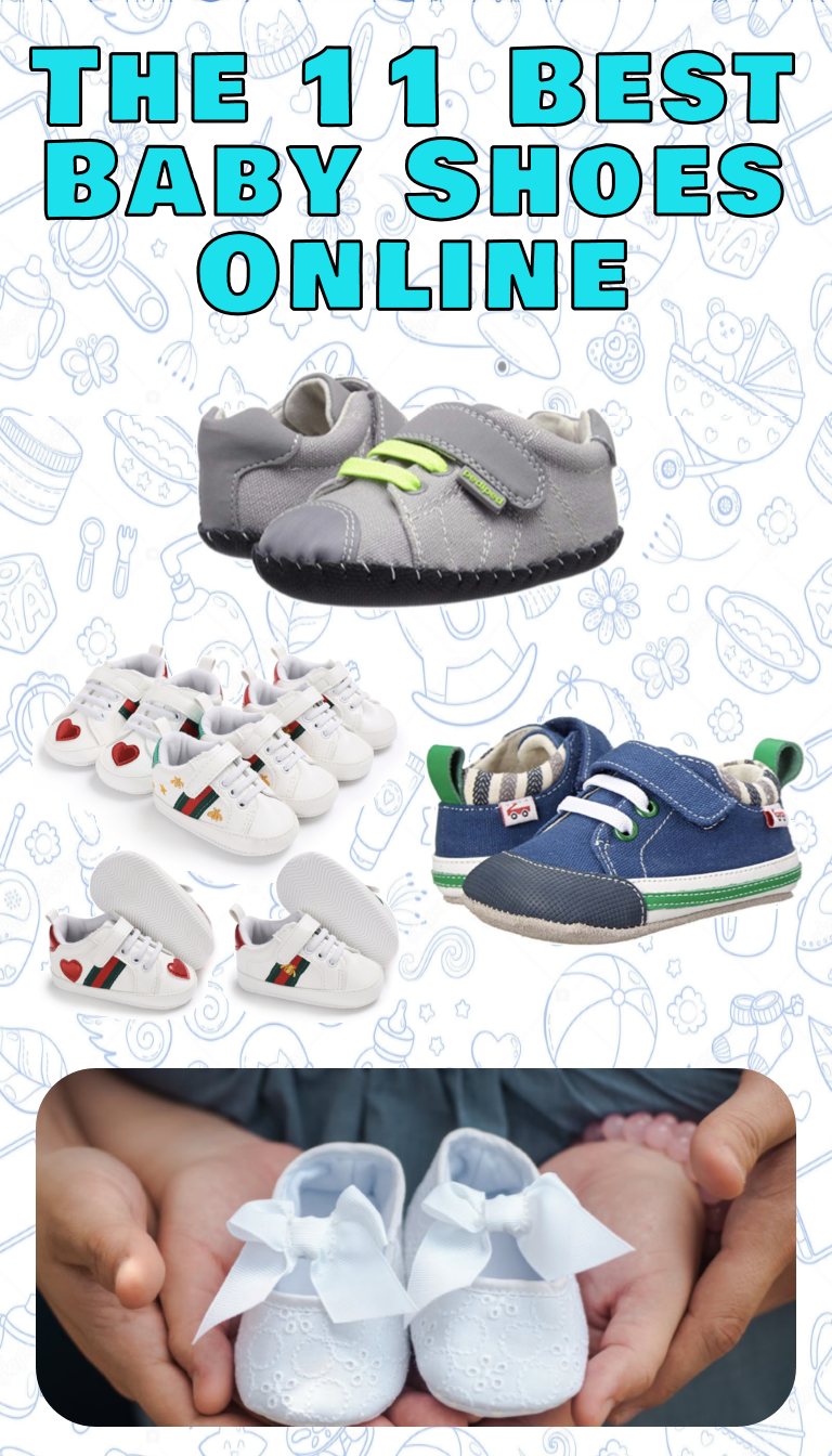 The 11 Best Baby Shoes Online