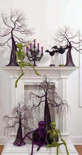 Interno con ospiti halloween Pinterest Halloween ideas and - good halloween decoration ideas