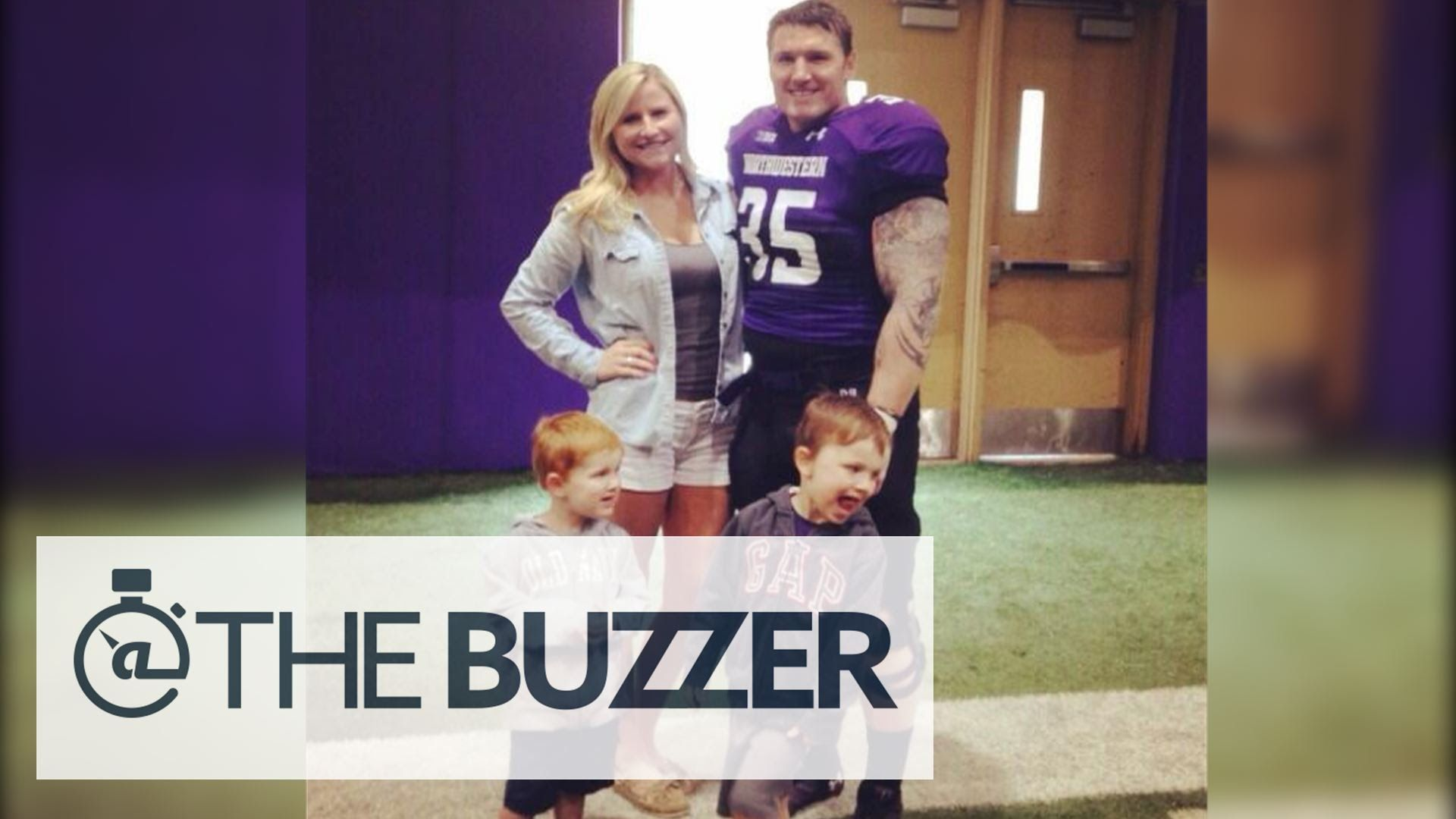 32-Year-Old Navy SEAL Trying Out For College Football Team - @TheBuzzero...