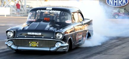 Ed Thornton Won The Pro Street Finale Bisci With Images