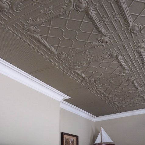 How To Install Decorative Ceiling Tiles With The Help Of Ceilume Ceiling Tiles This Recording Studio Now