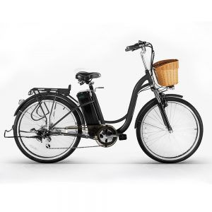 Women Local Shipment Cargo Electric Bicycle Review Electric