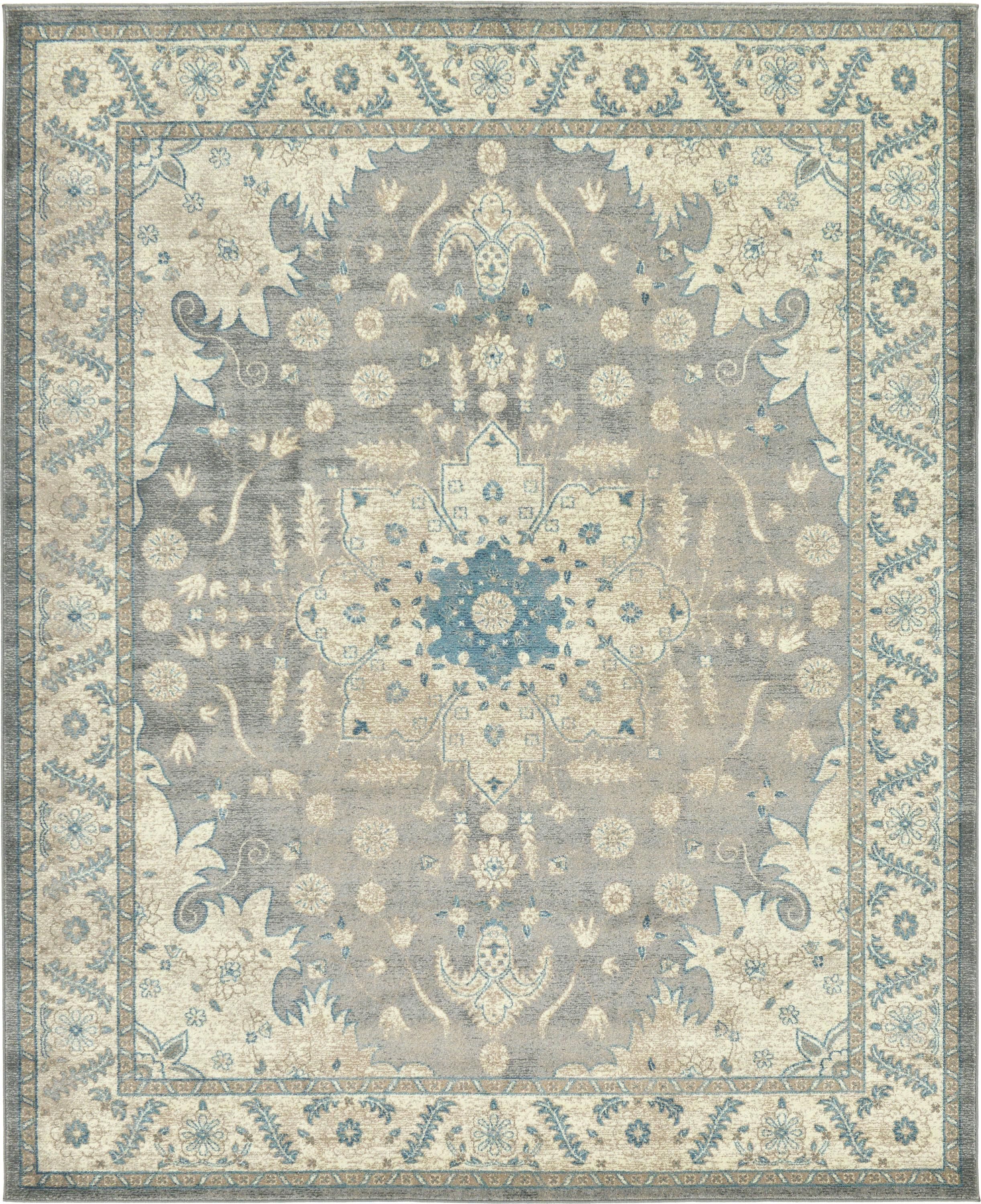 Gray 8 X 10 Vienna Rug Ad Gray Rug Vienna Sponsored Area Rugs Grey Area Rug Square Rugs