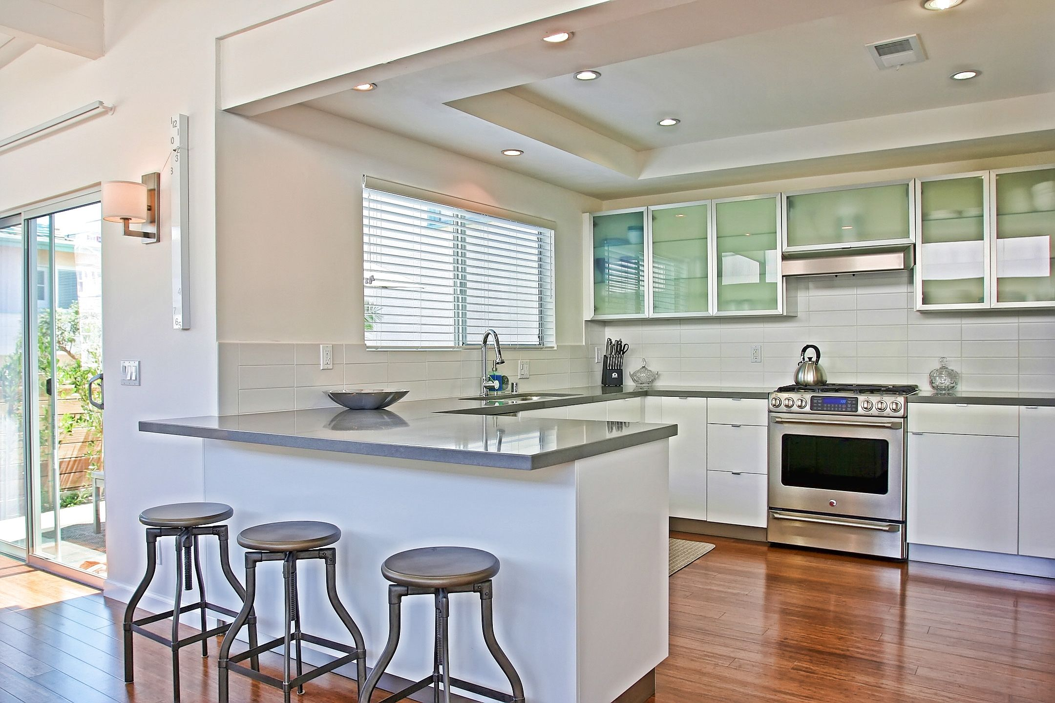 Best Small Kitchen Mid Century Kitchen Transformed To A 400 x 300