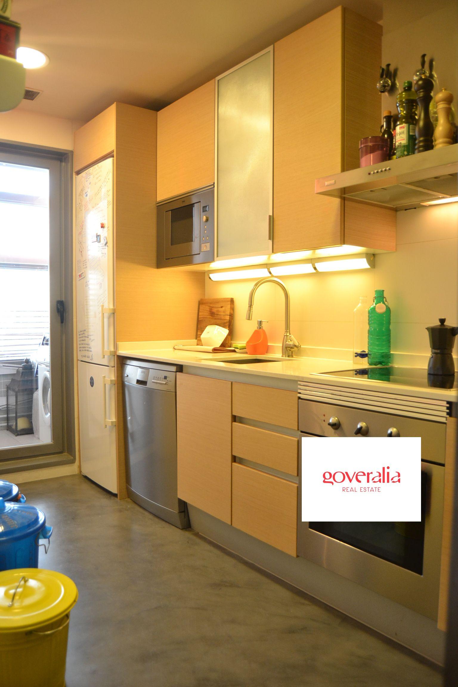 Alquileres en madrid cocina en cemento pulido concreto cemento cemento pulido cocina - Cocina cemento pulido ...