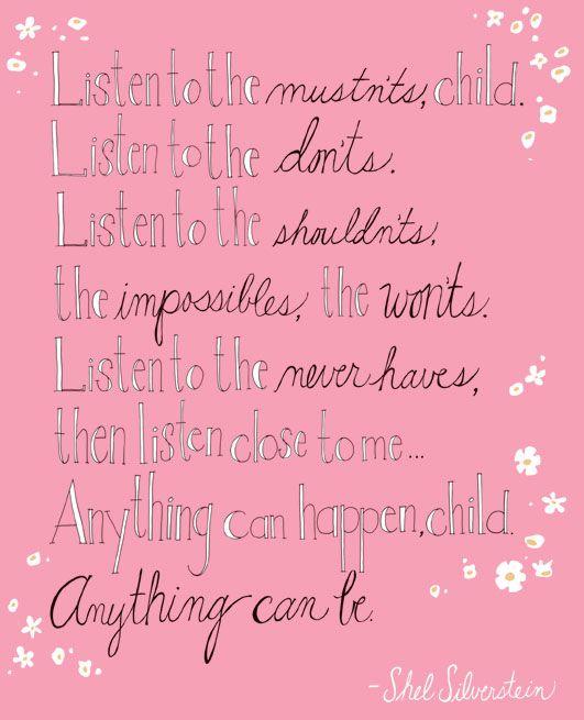 Shel Silverstein Quote from Den10studio Shel silverstein