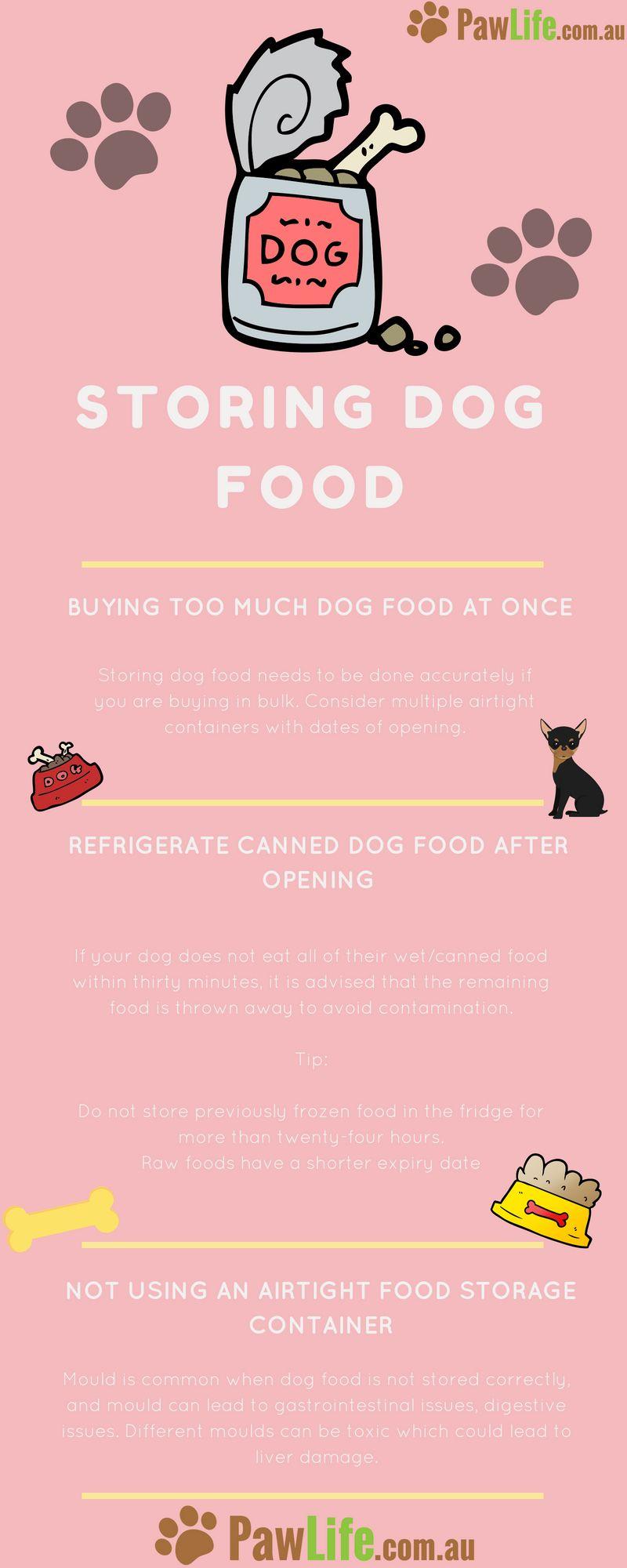 airtight dog food container australia
