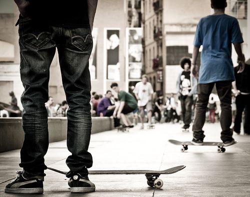 Skating fever. www.albertalagrup.com
