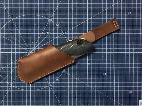 Silky 120//130 Folding Saw Belt Sheath