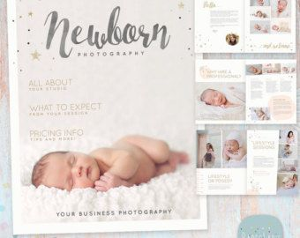 Newborn Photography Contract Template Photoshop Download Ng027