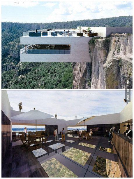 It S A Dangerous Place To Live My Friend Architecture Amazing Architecture Architecture Design