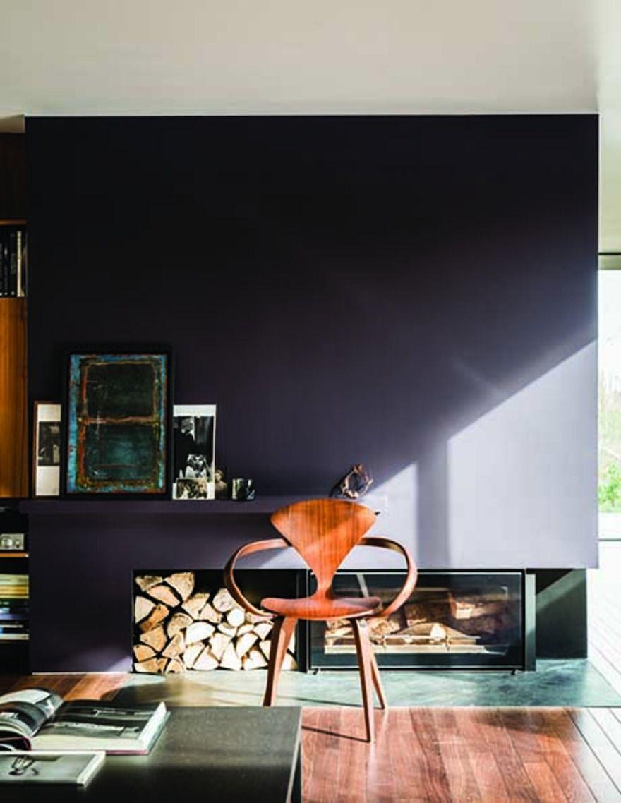 Nieuwe verfkleuren voor je interieur van Farrow & Ball: paean Black ...