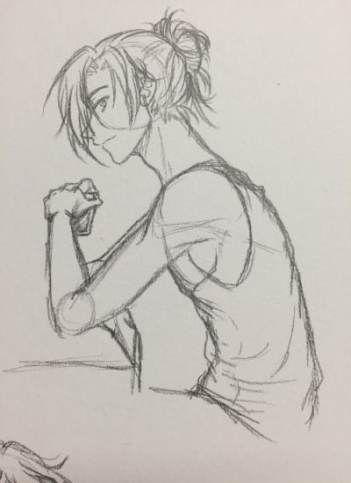 Super Drawing Hair Men Man Bun Ideas Boy Hair Drawing How To Draw Hair Anime Boy Hair