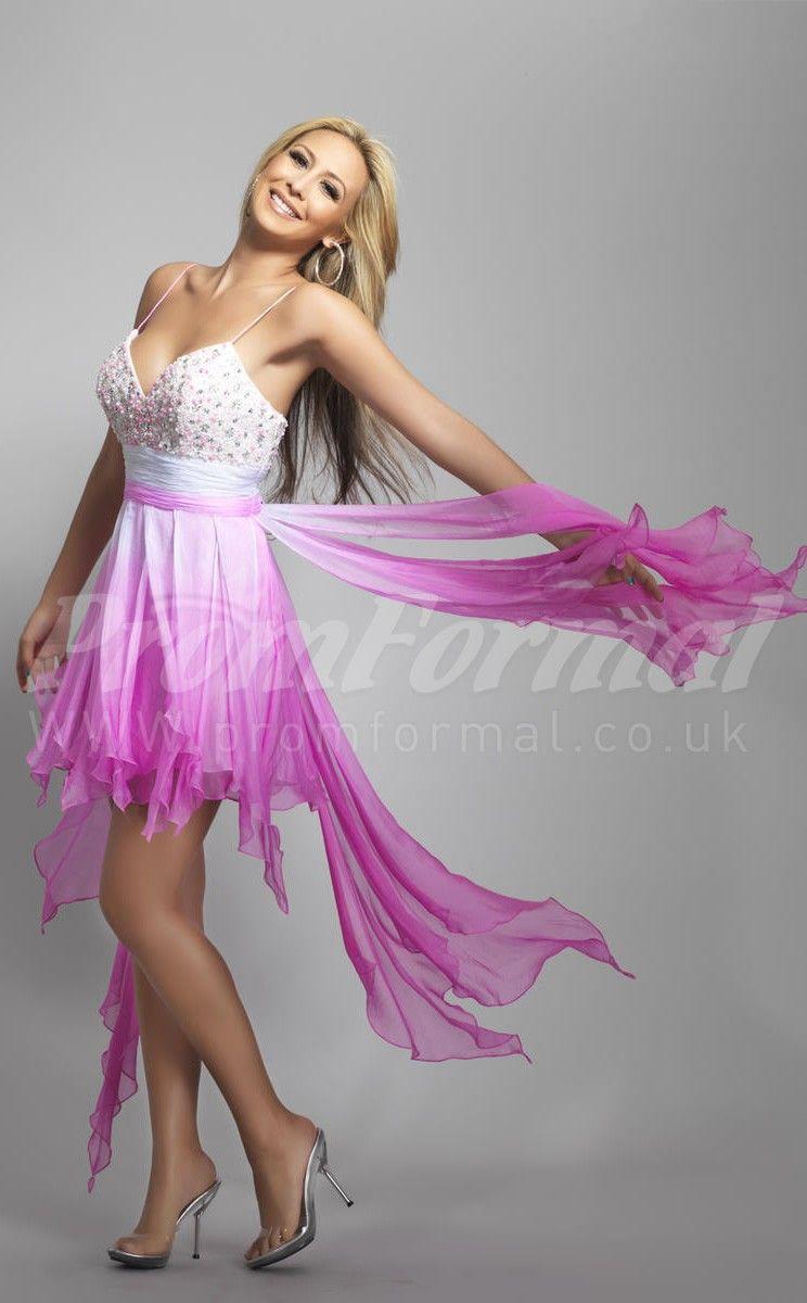 Fuchsia short prom dressesshort prom dresses fashion pinterest