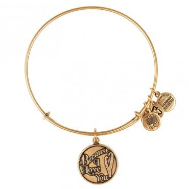 Because I Love You Alex And Ani Http Www Alexandani Charm Bangle Html